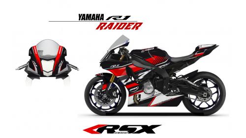 YAMAHA R1 2015 RAIDER