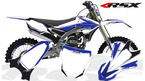 65 YZ TITAN BLUE