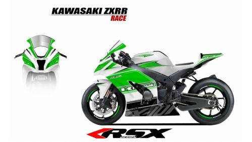 KAWASAKI ZX10R 2016 et + RACE-BL