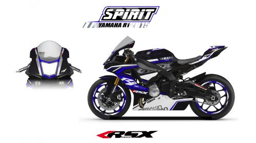 YAMAHA R1 2015 SPIRIT NO
