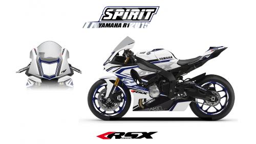 YAMAHA R1 2015 SPIRIT BL