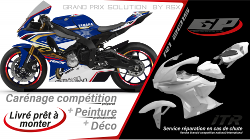 GRAND PRIX PACK YAMAHA R1 2020 SPIRIT BLUE