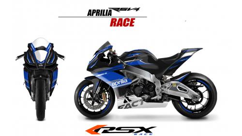 APRILIA RSV4 RACE