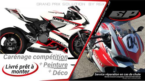 GRAND PRIX PACK DUCATI 1199 RACE