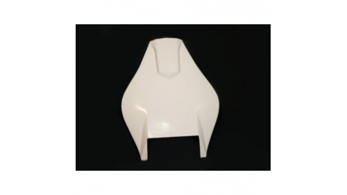 Undertray seat V1 fiberglass R6 2006-2007