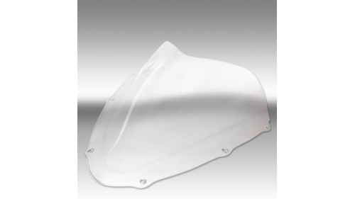 Double curvature racing screen GSXR600 GSXR750 2008-2010 Clear