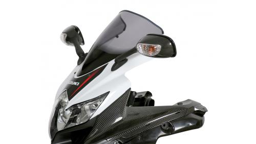 MRA racing screen GSXR600 GSXR750 2008-2010