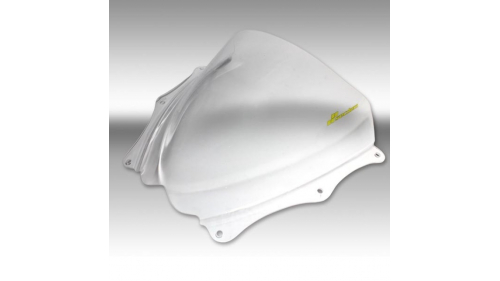 Racing screen double curvature GSXR1000 2007-2008 Clear
