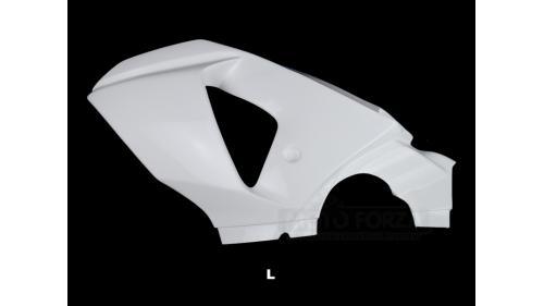 GSXR1000 2009-2016 Fiberglass left side K9-L6