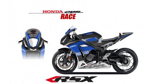 HONDA CBR1000 2017 et+ RACE