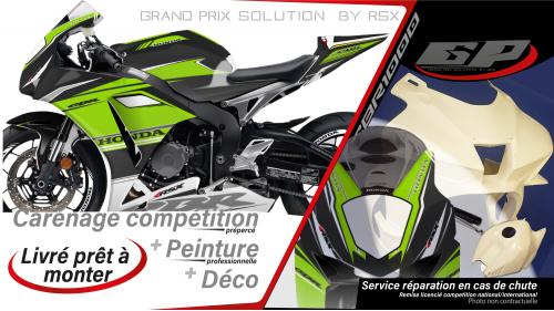 GRAND PRIX PACK CBR1000 2020 RACE BLACK