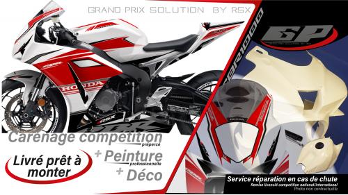 GRAND PRIX PACK CBR1000 2020 RACE WHITE