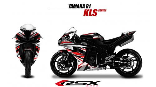 YAMAHA R1 2009-2014 KLS-NO