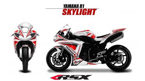 YAMAHA R1 2009-2014