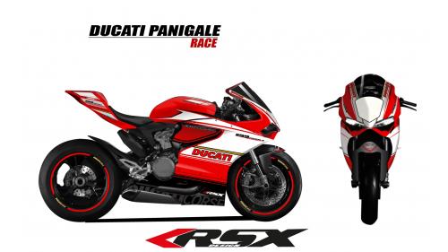 DUCATI 1199 RACE