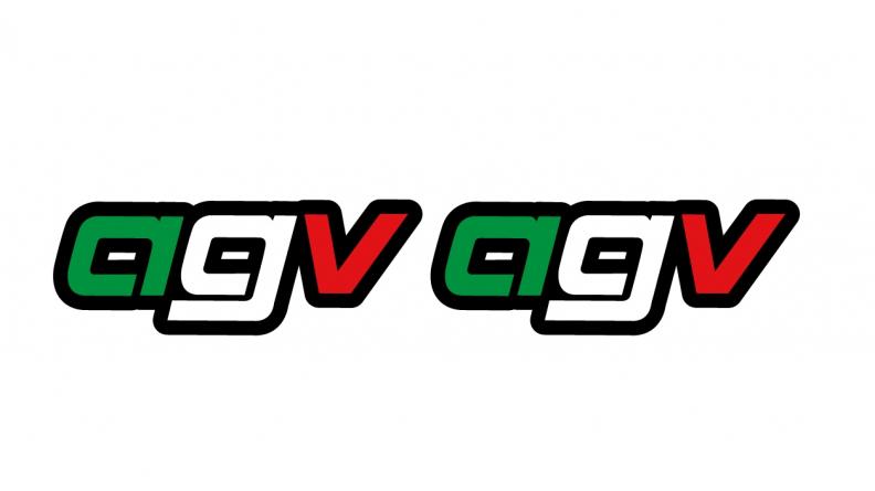 autocollant  agv