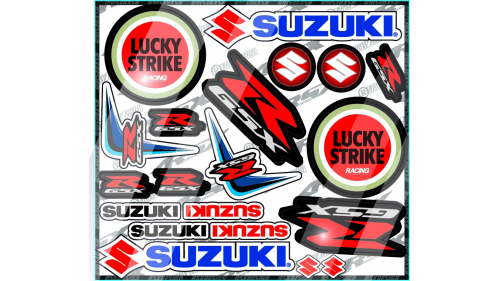 DUCATI Sticker kit