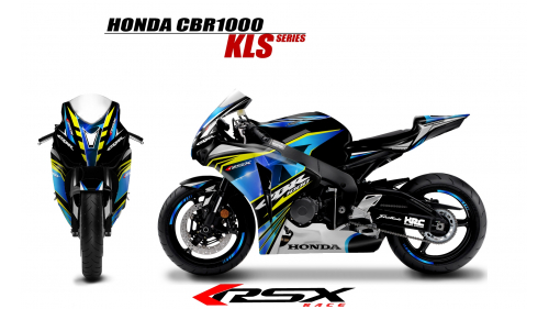 HONDA CBR1000 2008-11 KLR-NO