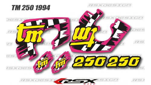 Graphic kitTM 80 ET 125 1996