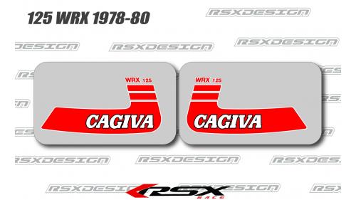 CAGIVA 125 WMX 1978-80 fuel tank