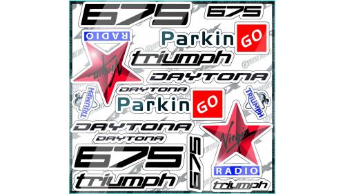 REPSOL HONDA Sticker kit