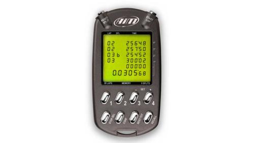 MULTICHRON digital chronometer (4 karts)