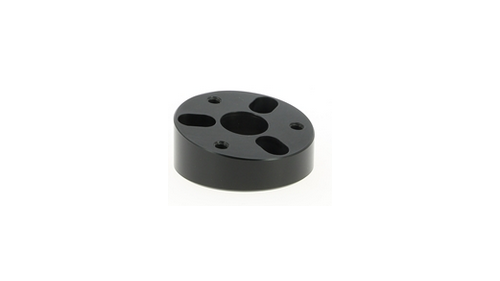 10 ° inclined spacer for flying hub