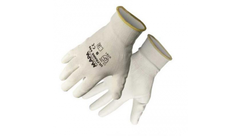 mechanic gloves coated T.9 (pair)