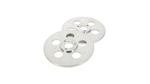 Front parallelism discs for ext58mm hubs