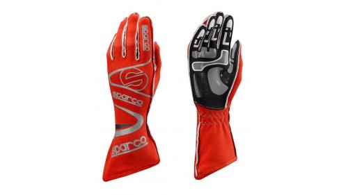 SPARCO Arrow KG-7 Pilot Gloves - Red
