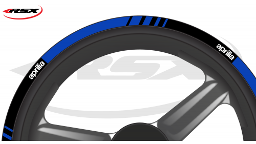 YAMAHA Wheel stripes