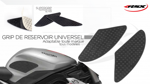Universal tank pad