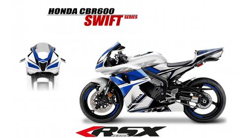 HONDA CBR600 07-12 SWIFT-BL