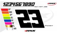 Numéro de course in.17°