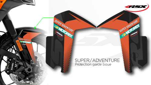 ADVENTURE COUTER PROTECTOR