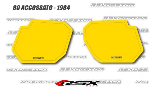 ACCOSSATO 80 -1984