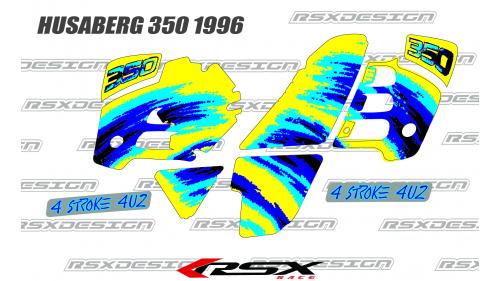 HUSABERG 350