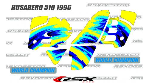 HUSABERG 510