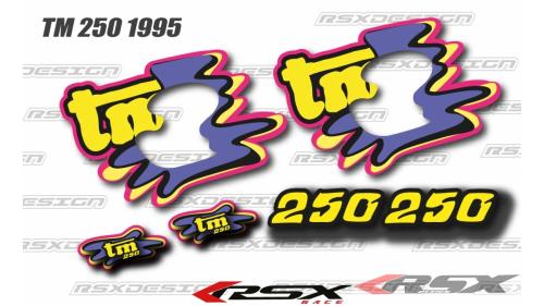 TM 250 1995