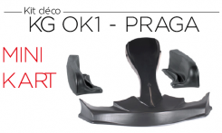 KG MK14 OK1 PRAGA MINIKART