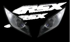 Optical set