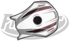 Fuel tank part