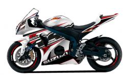 SUSUKI GSXR 1000 2009-16